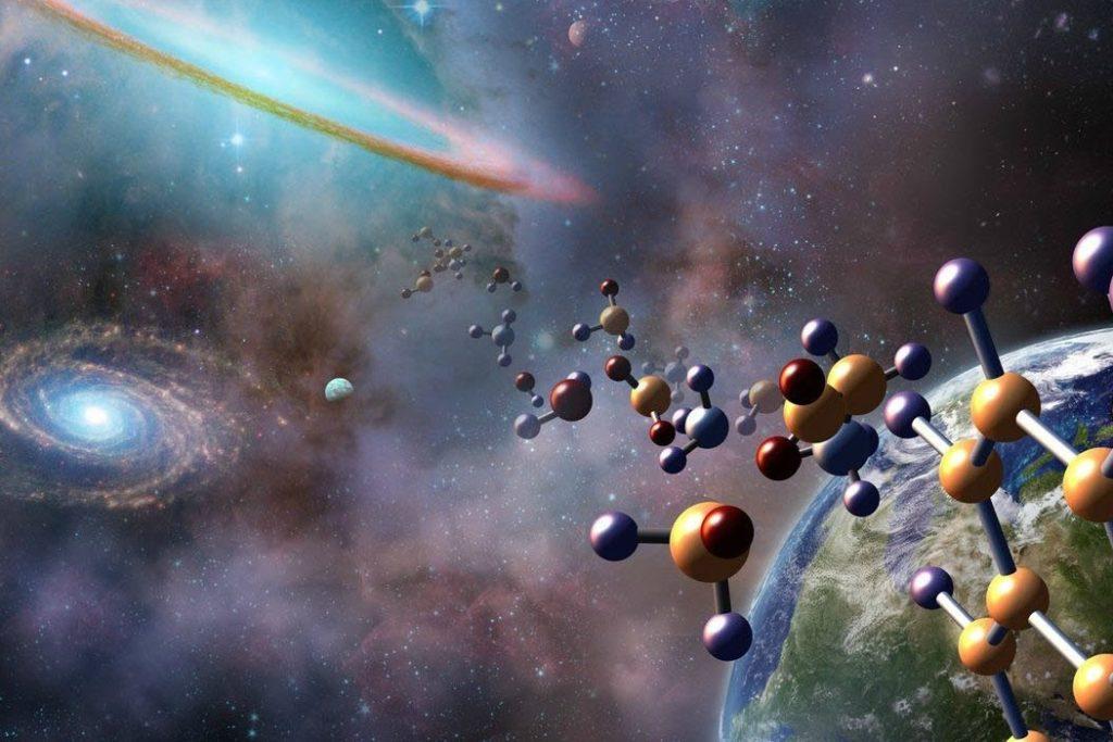 Космическая теория происхождения нефти